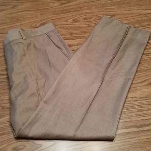 Perry Ellis dress pants, 36x32, tan